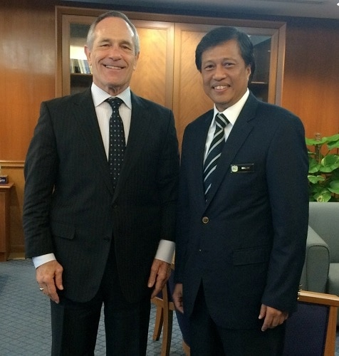 The United States And Malaysia Sign Customs Mutual Assistance