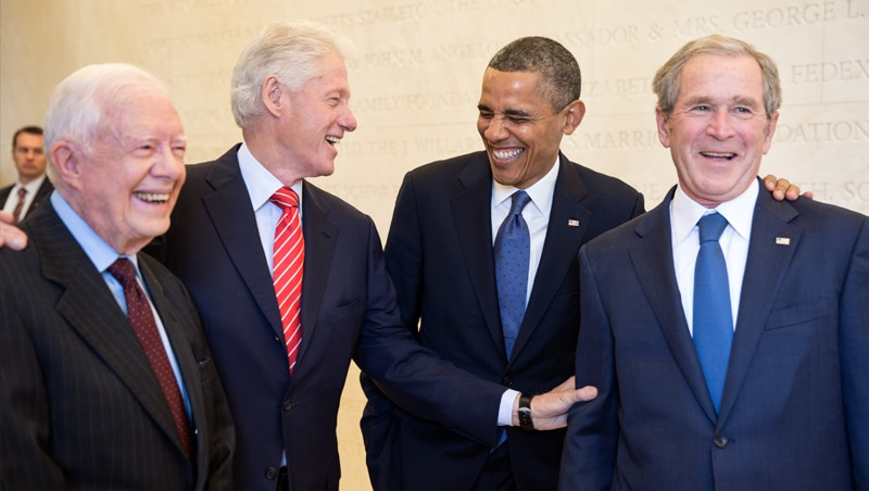The united states presidents u s embassy in malaysia for Presidents and their home states