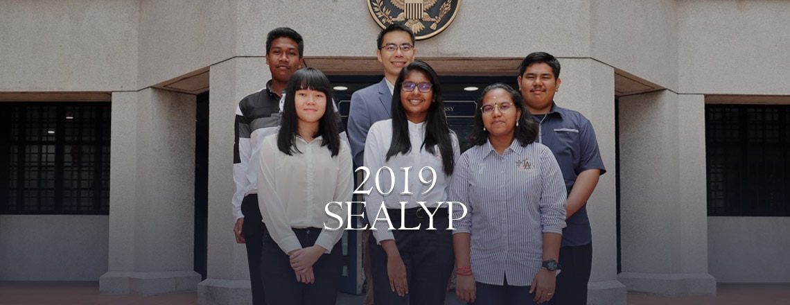Congratulations to our 2019 #SEAYLP cohorts!